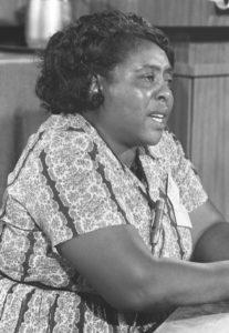 Fannie Lou Hamer, Mississippi Delegate, Profile