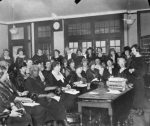 Woman's City Club of Chicago Citizenship Class